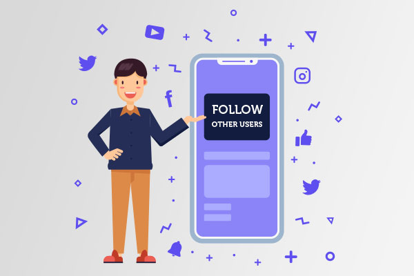 Follow other users