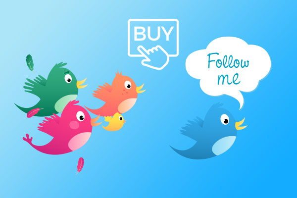 How To Buy Real Active Twitter Followers Cheap